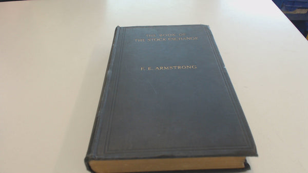 The Book of the Stock Exchange