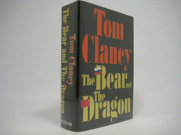 The Bear and the Dragon - Books Above the Bend