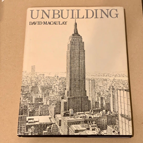 Unbuilding - Books Above the Bend