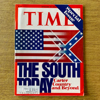 Time Magazine: The South Today, Special Issue, September 27, 1976 - Books Above the Bend