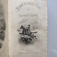 Barrington (Illustrated by Phiz) - Books Above the Bend