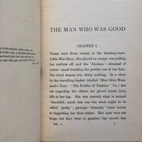The Man Who Was Good - Books Above the Bend