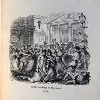 Sunday in London (Illustrated by George Cruikshank) - Books Above the Bend