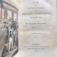 The Life and Adventures of Michael Armstrong, The Factory Boy - Books Above the Bend