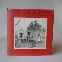 A Pencil in Penn: Sketches of Pittsburgh and Surrounding Areas - Books Above the Bend