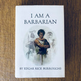 I am a Barbarian - Books Above the Bend