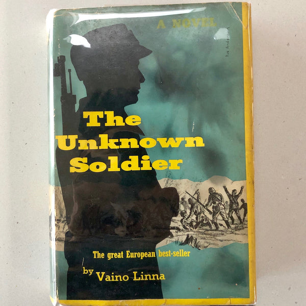 The Unknown Soldier - Books Above the Bend