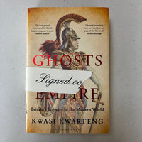 Ghosts of Empire - Books Above the Bend