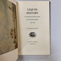 Liquid History - Books Above the Bend