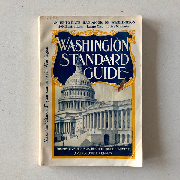 Washington Standard Guide - Books Above the Bend