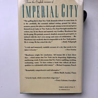 Imperial City - New York - Books Above the Bend