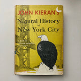 Natural History of New York City (DJ unclipped) - Books Above the Bend