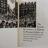 The French Revolution - Books Above the Bend