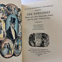 The Newcomes - Books Above the Bend