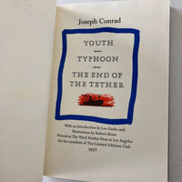 Youth - Typhoon - The End of the Tether - Books Above the Bend
