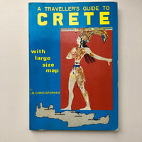 A Traveller's Guide to Crete - Books Above the Bend