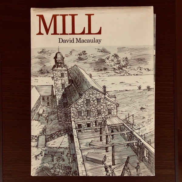 Mill - Books Above the Bend