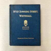 No. 10, Downing Street, Whitehall - Books Above the Bend