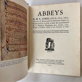 Abbeys - Books Above the Bend