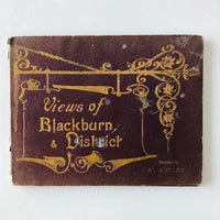Views of Blackburn & District - Books Above the Bend