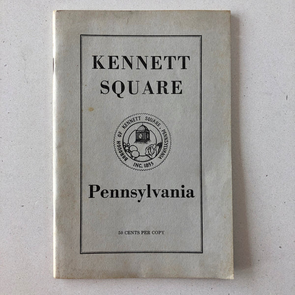 Kennet Square Pennsylvania - Books Above the Bend