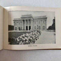 Souvenir View Book of Newport: Residences and Places of Interest - Books Above the Bend