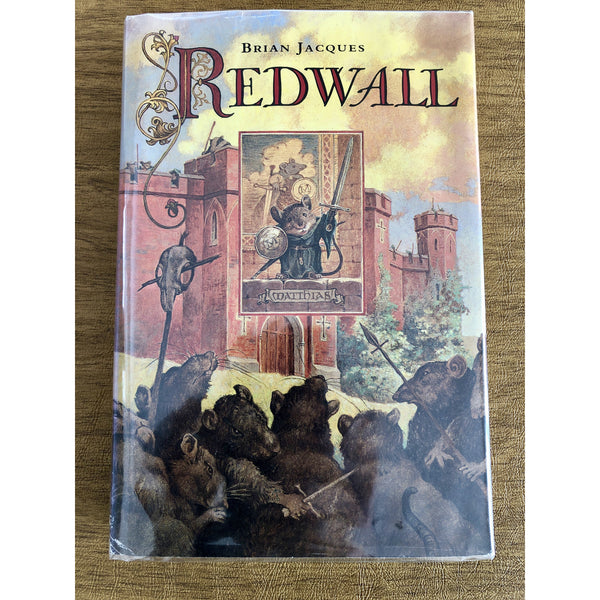 Redwall - Books Above the Bend