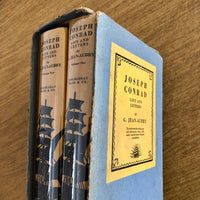 Joseph Conrad: Life and Letters - Books Above the Bend