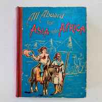 All Abord for Asia and Africa - Books Above the Bend