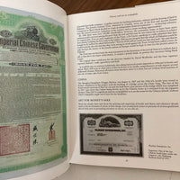 Scripophily: Collecting Bonds and Stock Certificates - Books Above the Bend