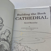 Building the Book Cathedral - Books Above the Bend