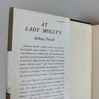 At Lady Molly's - Books Above the Bend