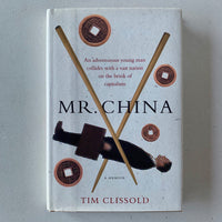 Mr. China: A Memoir - Books Above the Bend