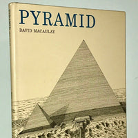 Pyramid - Books Above the Bend