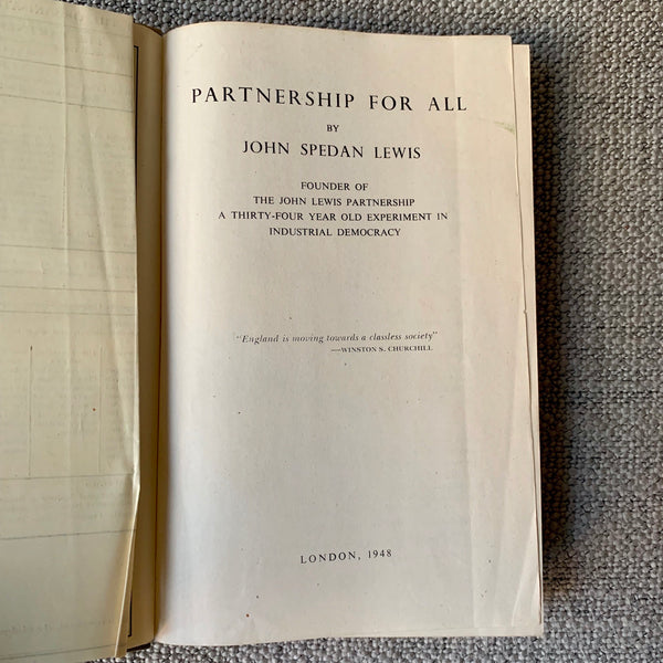 Partnership for All - Books Above the Bend