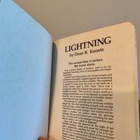 Lightning - Books Above the Bend