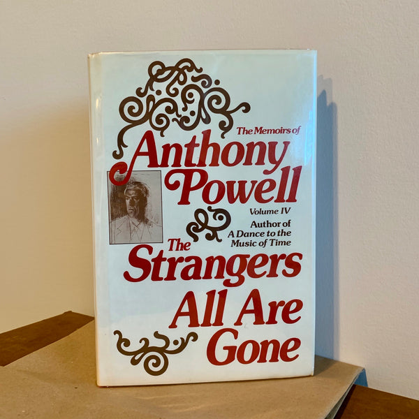 The Strangers All Are Gone - Books Above the Bend