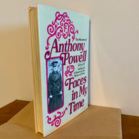 Faces in My Time - Books Above the Bend