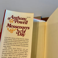 Messengers of Day - Books Above the Bend