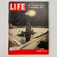Life Magazine: December 20, 1954 (Vol. 37 No. 25) - Books Above the Bend