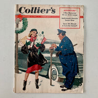 Collier's: December 13, 1952 (Vol. 130 No. 34) - Books Above the Bend