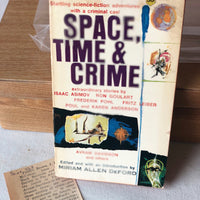 Space, Time & Crime - Books Above the Bend
