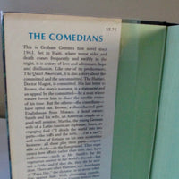 The Comedians (US First Edition) - Books Above the Bend