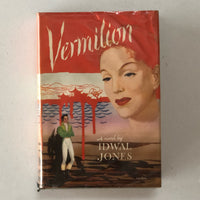 Vermillion - Books Above the Bend