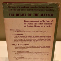The Heart of the Matter - Books Above the Bend