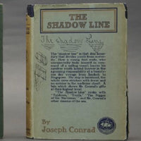The Shadow Line - Books Above the Bend