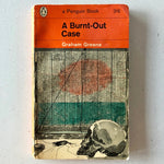 A Burnt Out Case (Penguin 1894, 2nd printing) - Books Above the Bend