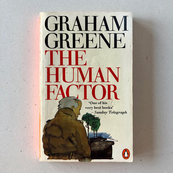 The Human Factor (Penguin, 1984 Reprint) - Books Above the Bend
