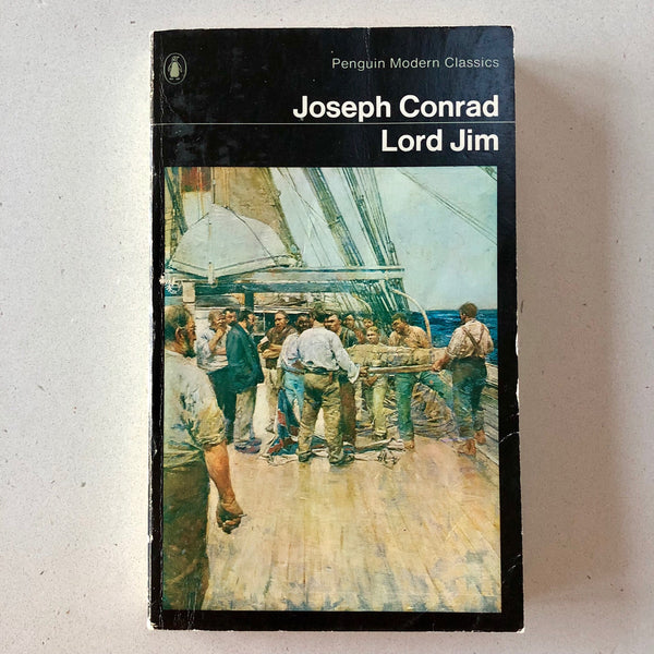 Lord Jim (Penguin 529, 2nd Printing of 1971) - Books Above the Bend