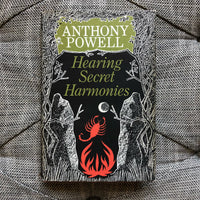 Hearing Secret Harmonies - Books Above the Bend